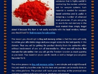 Red Liquid Mercury for sale Call On (+27)787153652 Buy Pure red mercury