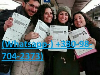 HOW TO GET IELTS CERTIFICATE WITHOUT SITTING FOR THE EXAMS WhatsApp:(+380)987042373)